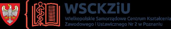 Poznań WSCK Logo